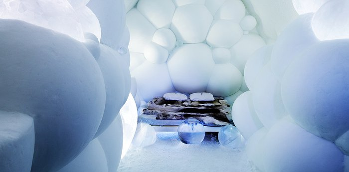 IceHotel – Nice Ice, Baby