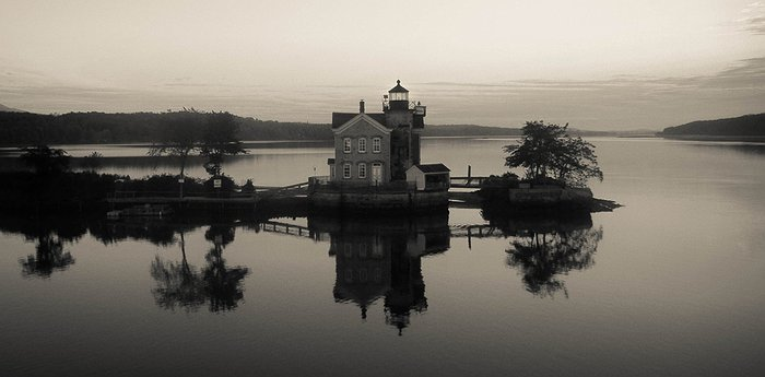Saugerties Lighthouse - The Maritime History Hotel