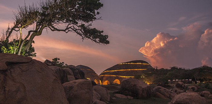 Wild Coast Tented Lodge - Giant Cocoon Tents And Nature-Inspired Design In Yala Park Safari Camp