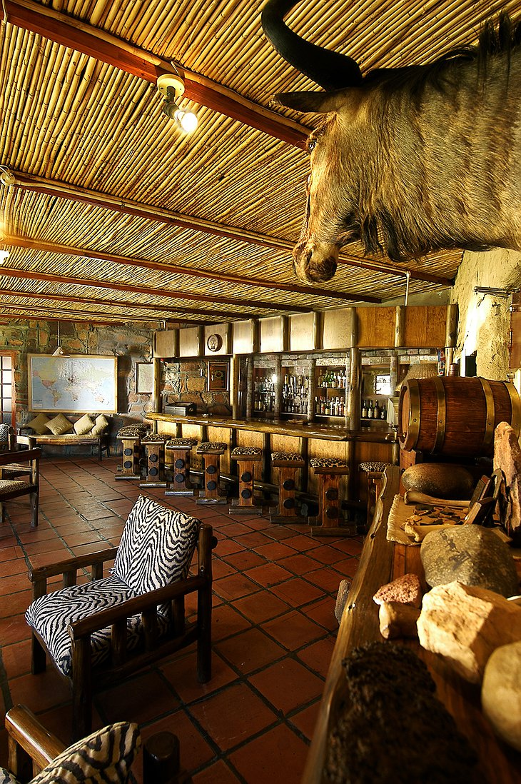 Kagga Kamma Nature Reserve bar