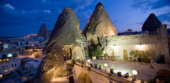 Kelebek Cave Hotel