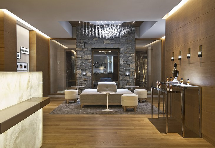 Cheval Blanc Courchevel Spa