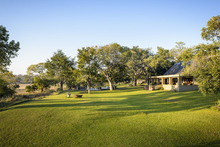 Singita Sasakwa Lodge