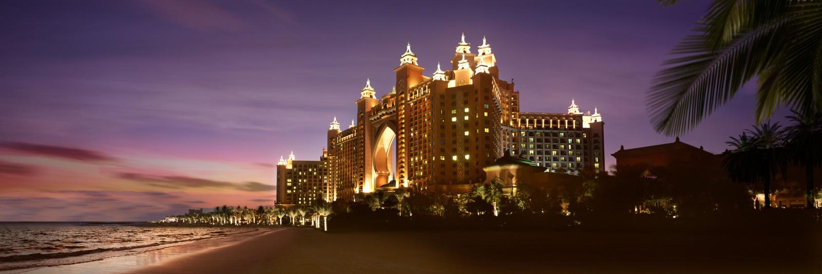 The Palace Of The Lost City >> Atlantis Hotel Dubai