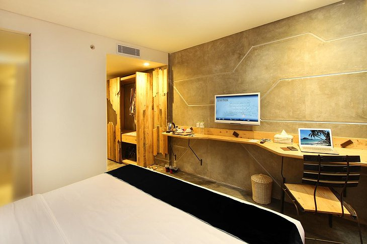 Greenhost Boutique Hotel Bedroom