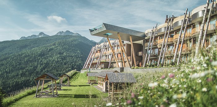 Alpin Panorama Hotel Hubertus  - The Most Epic Sky Pool In The Universe