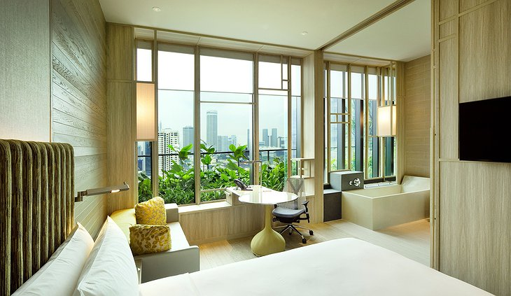 Parkroyal on Pickering room