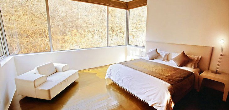 Commune by the Great Wall bedroom