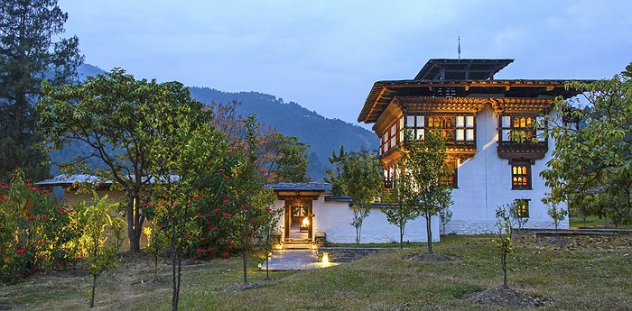 Amankora Resort Bhutan - Remote Luxury Surrounded By Pristine Nature
