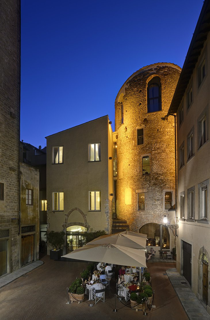 Hotel Brunelleschi external view