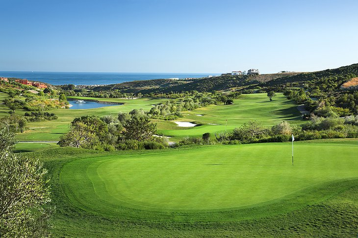 Finca Cortesin Hotel golf