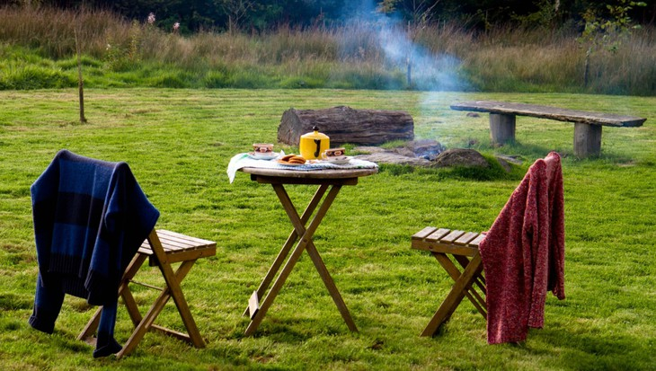 Quirky Holidays Cornwall breakfast