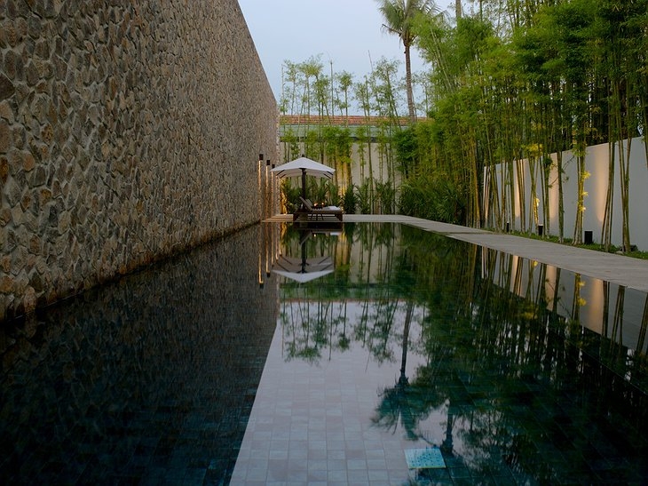 Amansara Resort Pool
