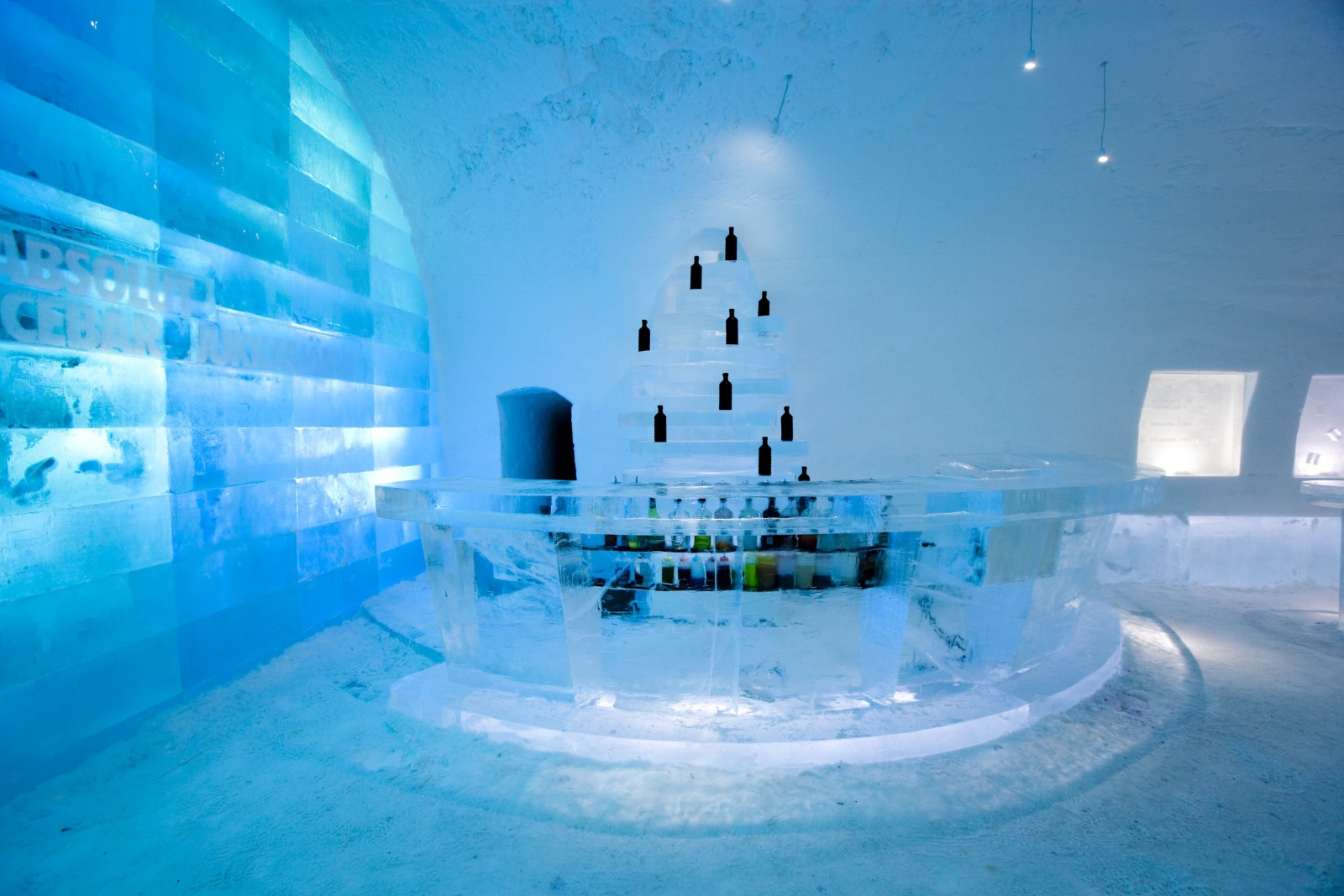 IceHotel Nice Ice Baby