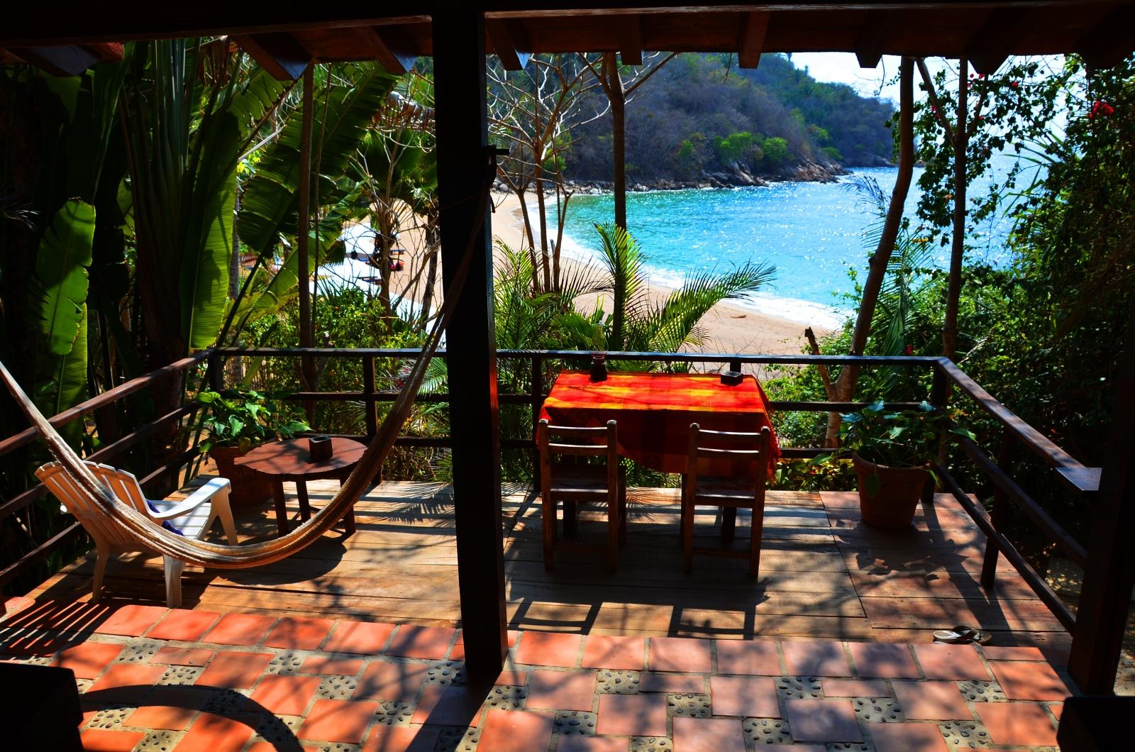 Majahuitas Beach Resort es uno de los hoteles ecológicos en México que debes conocer.