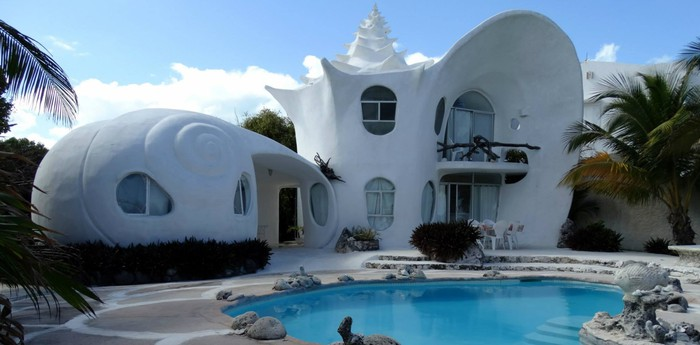 The Shell House - Casa Caracol
