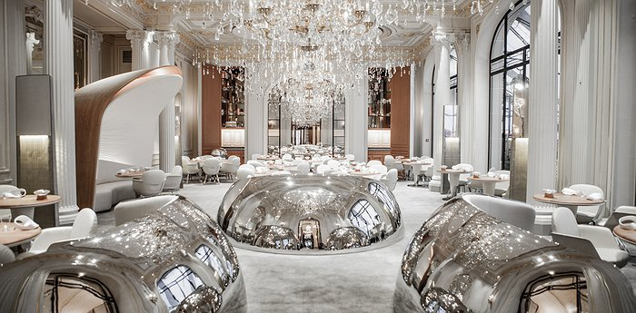 Hotel Plaza Athenee Paris - Magic And Romance In The City Of Light