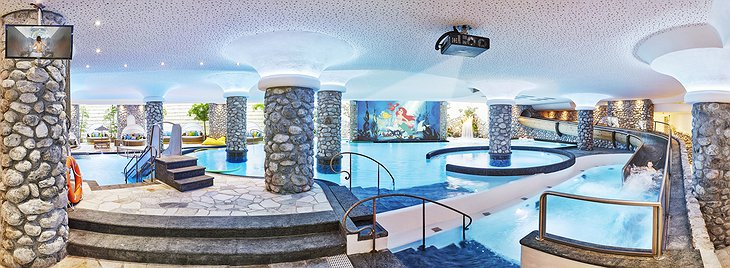 Green Spa Resort Stanglwirt Kids Pool
