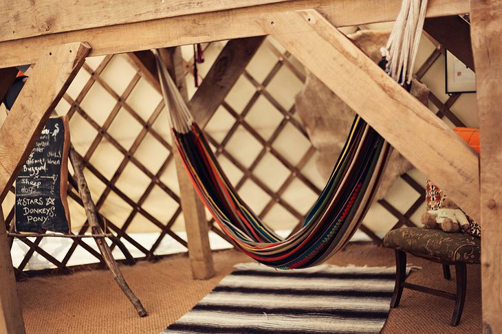 Black Mountains Yurt hammock