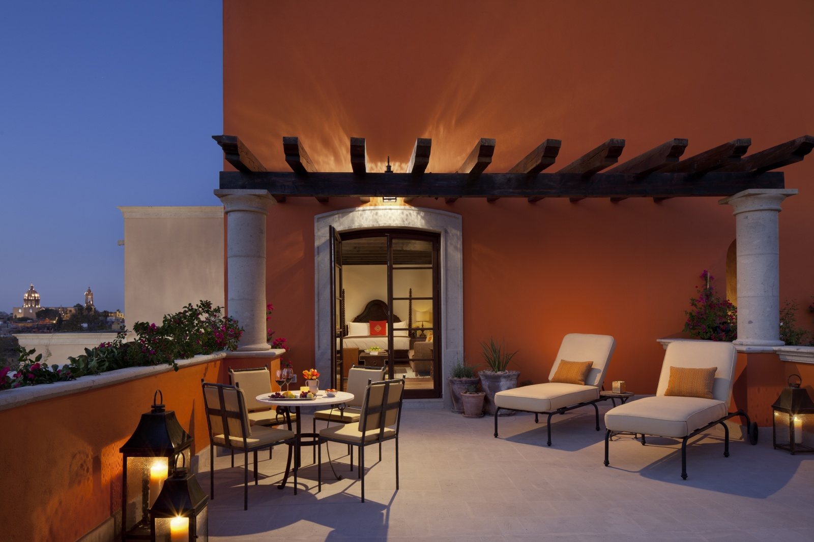 rosewood san miguel de allende. Black Bedroom Furniture Sets. Home Design Ideas