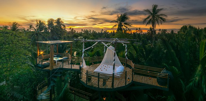 Bangkok Tree House - Eco-Friendly Escape