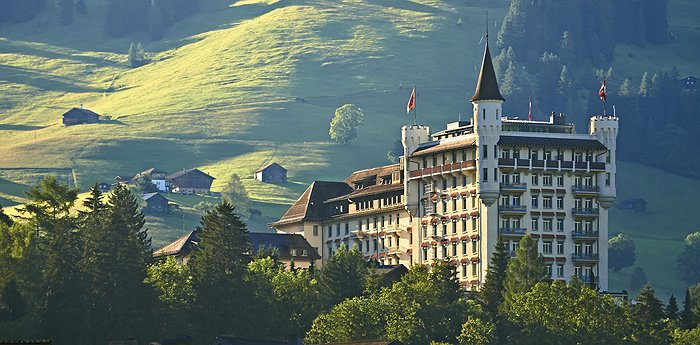 Gstaad Palace - Alpine Glamour In Switzerland