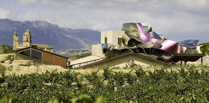 Hotel Marques De Riscal - Eye-Popping Architecture In Basque Country