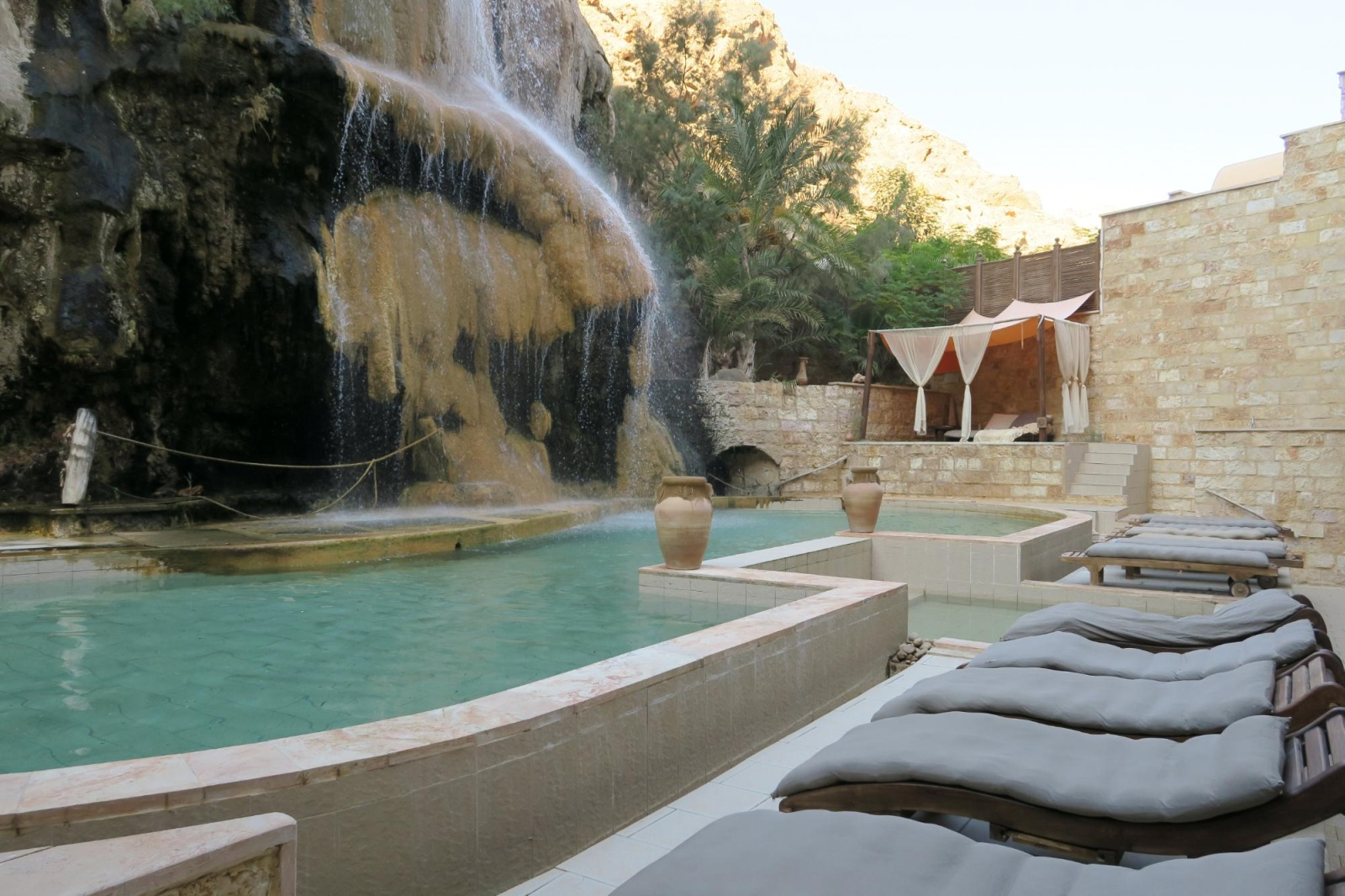 Ma In Hot Springs Resort Amp Spa Hotel In The Desert With
