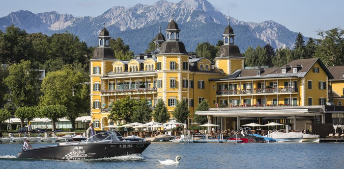Falkensteiner Schlosshotel Velden - Spa Hotel on Another Level