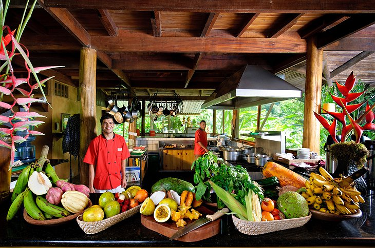 Pacuare Lodge - Culinary Experience