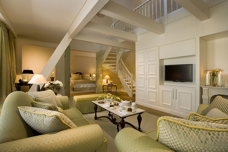 Falkensteiner Schlosshotel Velden romantic suite