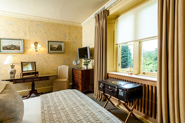 The Bath Priory Hotel Superior Room