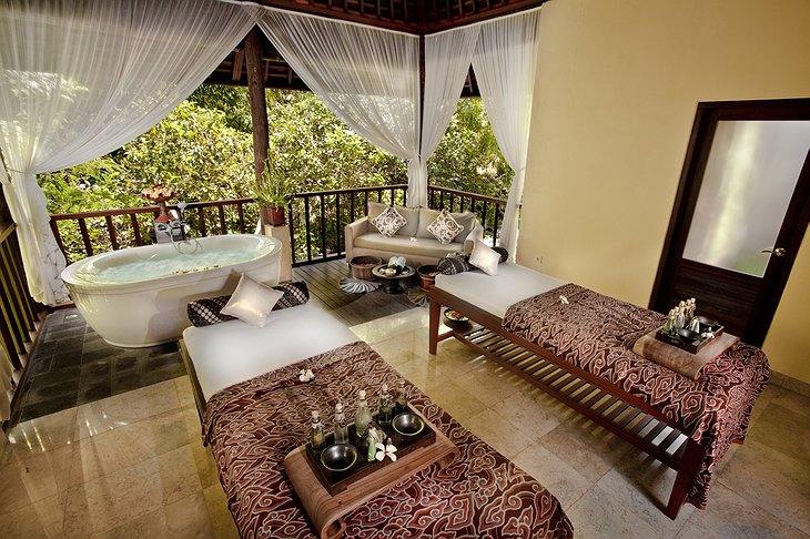 Komaneka Spa Villa at Bisma
