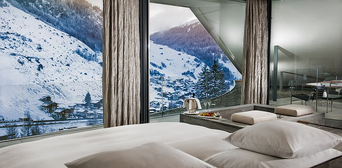 7132 Hotel - 5-Star Swiss Alps Hotel With Stunning Thermal Baths