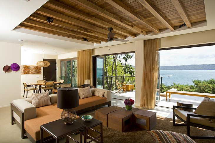 Andaz Peninsula Papagayo large suite