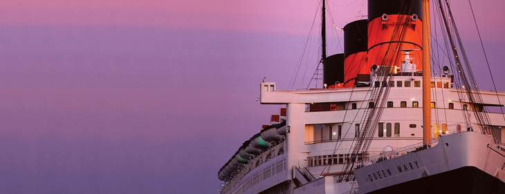Queen Mary ship details
