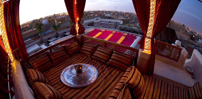 Riad AnaYela – Magical Marrakech