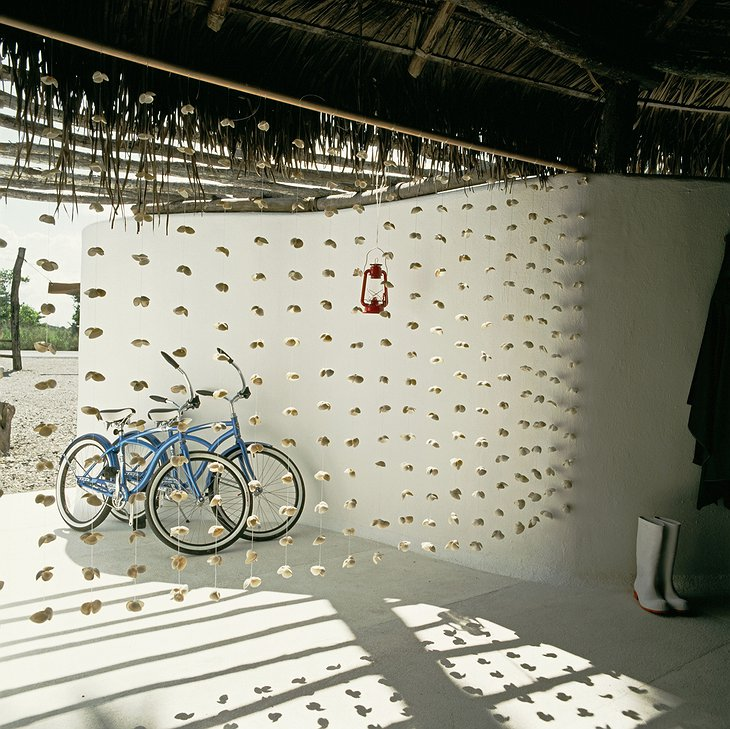 Hotel Azucar bicycles