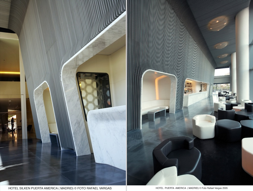 Hotel Silken Puerta Am Rica Madrid Freedom And Inspiration