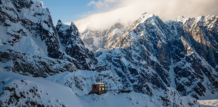Sheldon Chalet - The Most Remote Hotel In The World