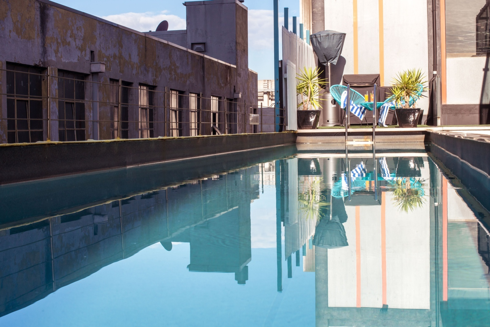 Adelphi hotel melbourne - Adelphi hotel melbourne swimming pool ...