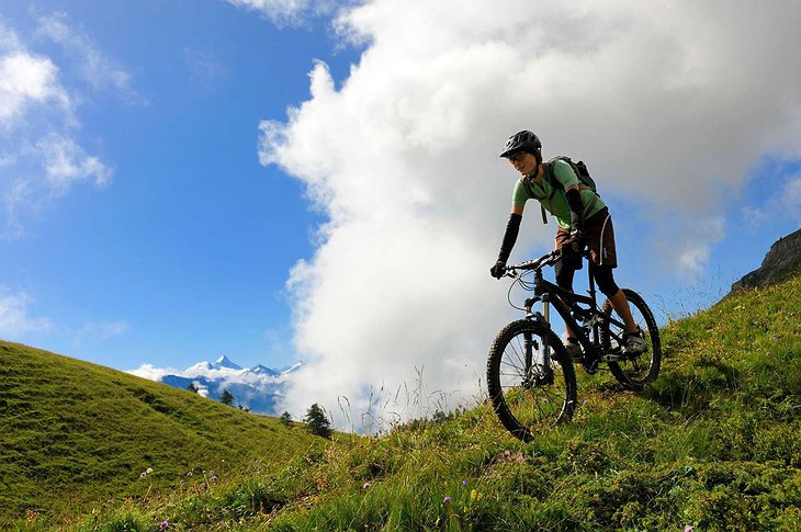 Chetzeron mountain biking