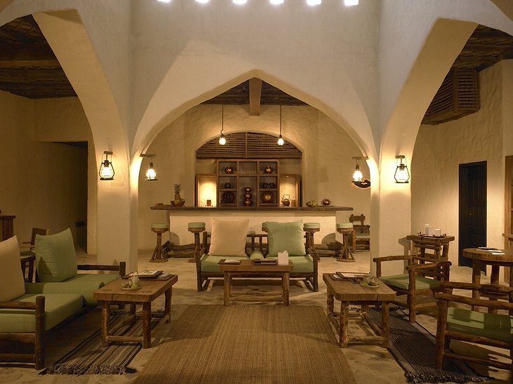 Traditional Oman interior