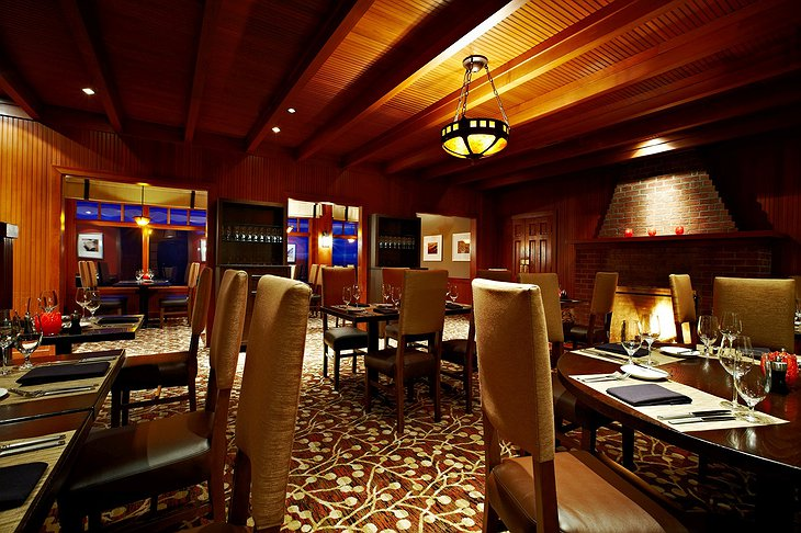 Salish Lodge Dining Room