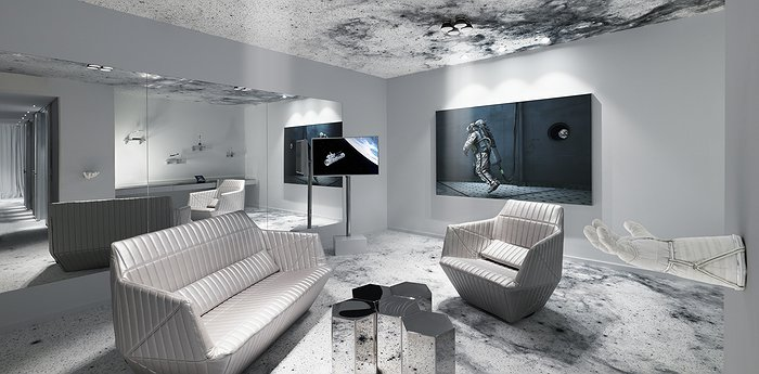 Kameha Grand Zurich, Autograph Collection - Quirky Rooms & Swiss Luxury