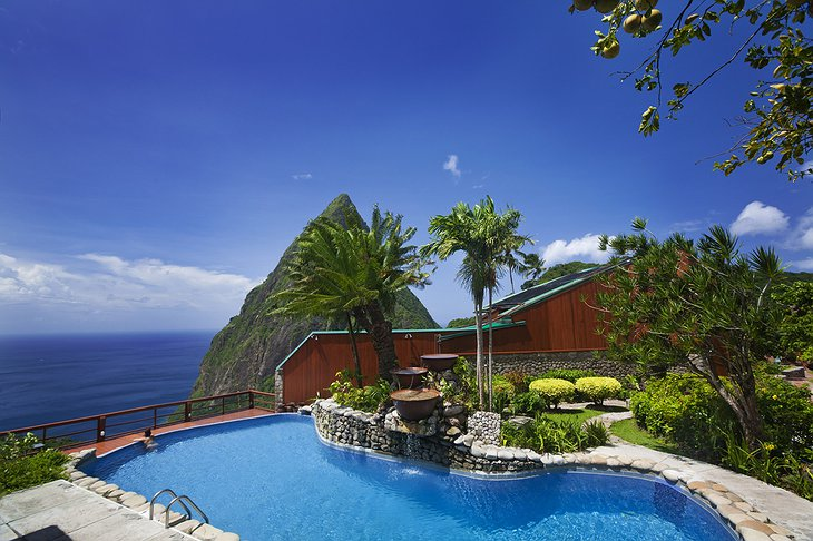 Ladera Resort pool