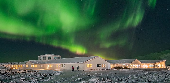 Northern Light Inn - Icelandic Inn Located In Geopark With Spectacular Aurora Views