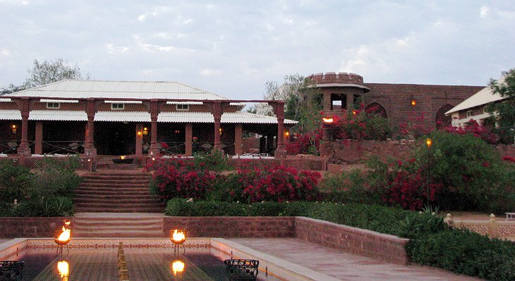 Camel Camp - India Safari Club