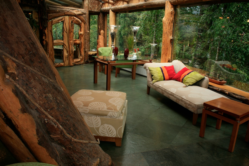 Patagonia South America >> Montana Magica Lodge – Tall tales in the jungle