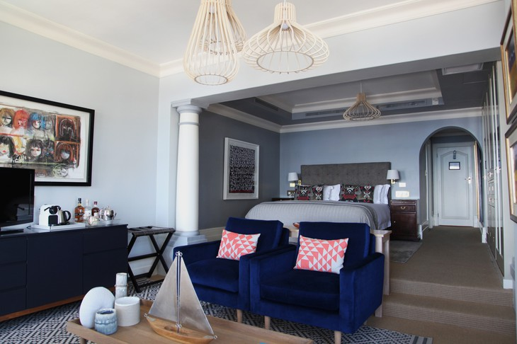 Ellerman House deluxe suite